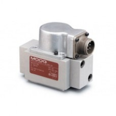 Moog  771 Series Direct-Operated Servo Valves for Analog Signals