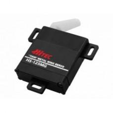 Hitec Analog Micro and Mini Servos-HS-125MG Slim Metal Gear Wing Servo