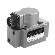 Moog Series 771&772&773 Electrohydraulic servo valve
