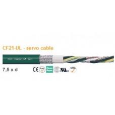 IGUS Servo Cable CF21-07-05-02-01-UL