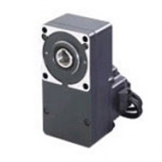 Speed Control Servo Motor with Hollow Shaft Flat Gearhead